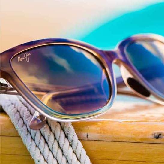 lunettes Maui Jim femme polarisées