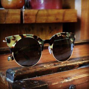 lunettes de soleil vintage sandro