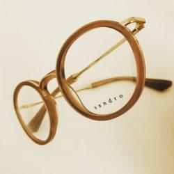 lunettes femmes en plastique sandro